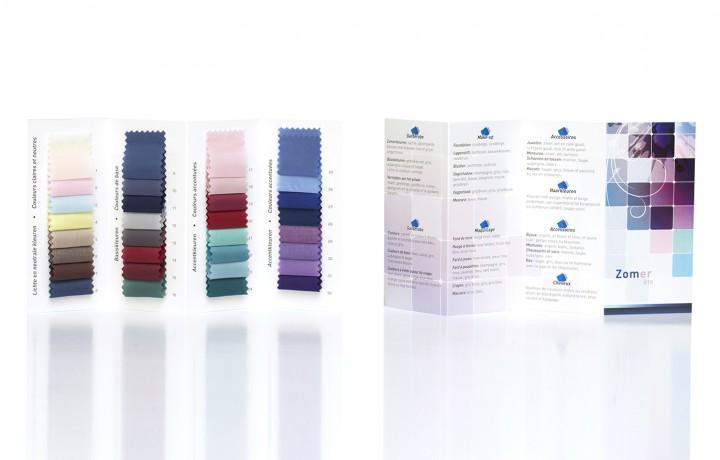 Standaard kleuren-paspoorten
