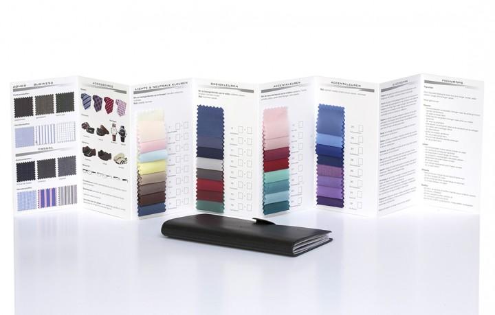 Luxe kleuren-paspoorten HEREN