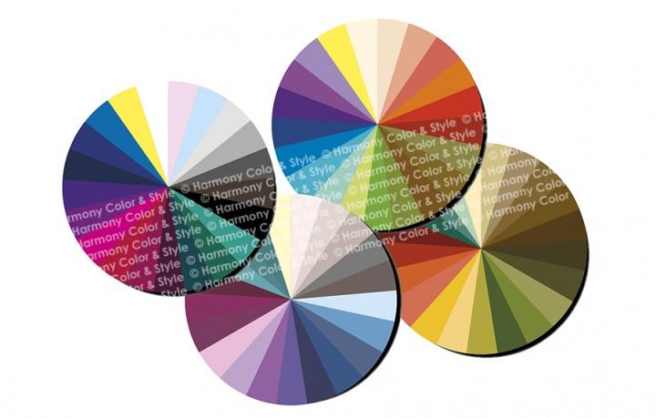 kleurenwielen